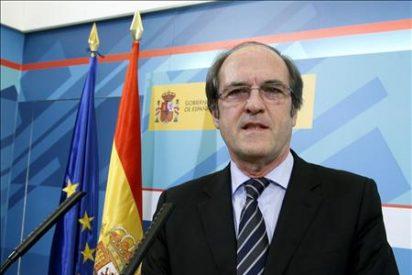"""El ministro Gabilondo dice que seguirá adelante con el pacto educativo como un acuerdo """"social"""""""