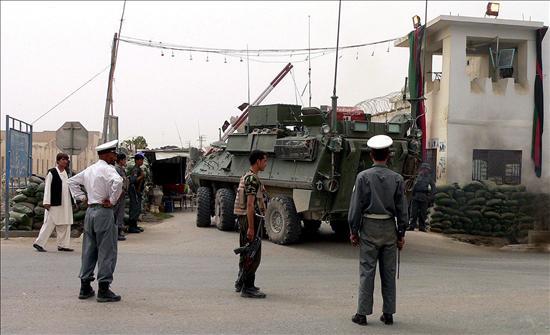 Mueren 18 insurgentes en una operación de las tropas afganas y de la ISAF en Helmand