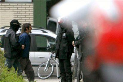 El detenido en Navarra participó en la quema de un autobús en San Sebastián
