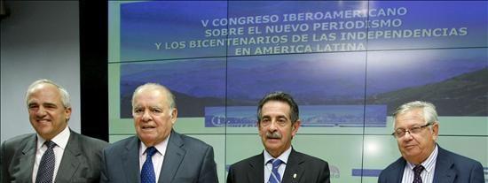 """El Congreso de Periodismo Iberoamericano ayudará a hallar la """"historia común"""" sobre la independencia"""