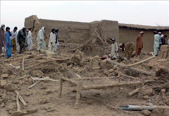 Dieciocho muertos en dos ataques estadounidenses con misiles en Waziristán del Norte