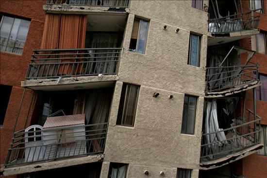 El territorio chileno aumentó 1.200 kilómetros cuadrados tras el terremoto