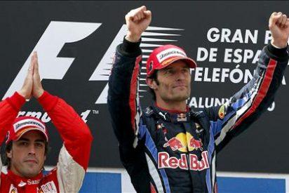 Los Red Bull siguen siendo favoritos pero Alonso no se resigna a seguirlos