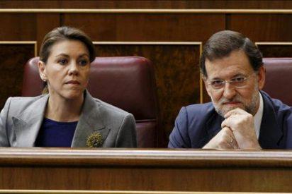 """Rajoy acusa a Zapatero de acometer un """"gran recorte de derechos sociales"""""""