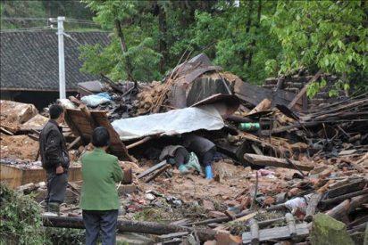 Las tormentas en el sur de China ya han causado 86 muertos