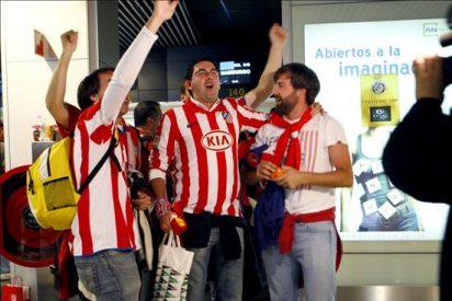Regulaciones en Hamburgo causan retrasos en las salidas de los vuelos de los seguidores del Atlético