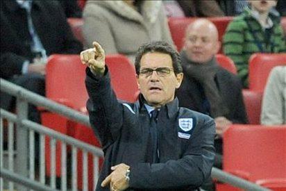 Fabio Capello afirma que para él, si Inglaterra no llega a la final, sería un fracaso