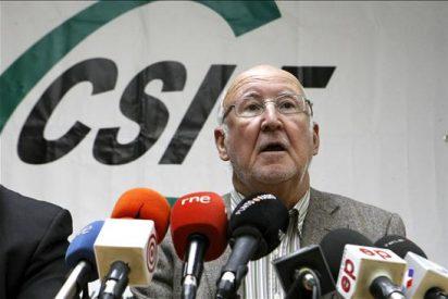 CSIF anuncia manifestaciones la próxima semana contra el plan antidéficit