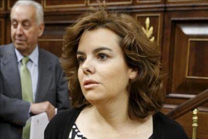 """El PP denuncia una """"estampida"""" del Gobierno para no """"dar la cara"""" en el Congreso"""
