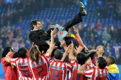 El partido Atlético de Madrid-Fulham fue seguido por 7.304.000 espectadores