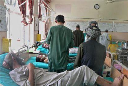Nueve civiles muertos en una operación de las fuerzas de EEUU en el este afgano