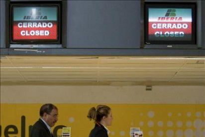 Las compañías aéreas españolas perdieron cerca de 45 millones por el volcán
