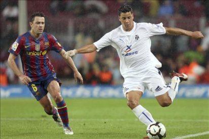 Xavi, del Barcelona, no podrá jugar contra el Valladolid