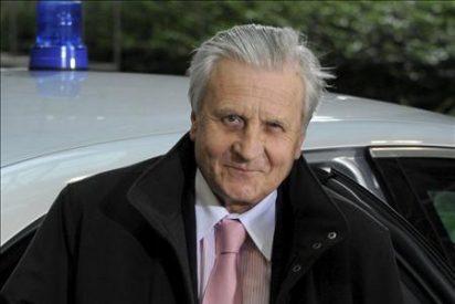 """Trichet: """"Son tiempos dramáticos, los más difíciles desde la Guerra Mundial"""""""