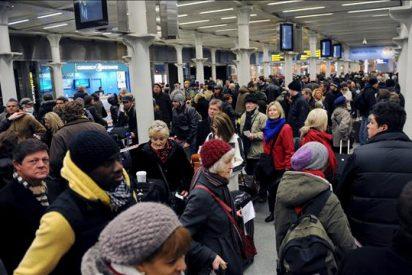 Eurostar anuncia la suspensión del tráfico en el túnel del Canal de la Mancha