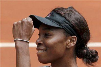 Venus Williams arrolla a Peer en el torneo de Madrid y se planta en la final