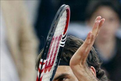 Federer vence a Ferrer en tres sets y será el rival de Nadal en la final de Madrid