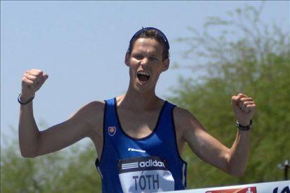El eslovaco Matej Toth gana los 50 kilómetros de la Copa Mundial