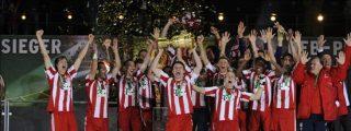 0-4. El Bayern logra el doblete con una demostración de fútbol