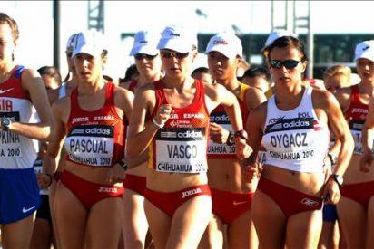 La española María Vasco gana los 20 kilómetros en la Copa Mundial