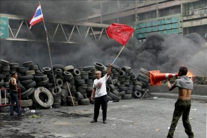 El Ejército confirma que se impondrá el toque de queda en áreas de Bangkok