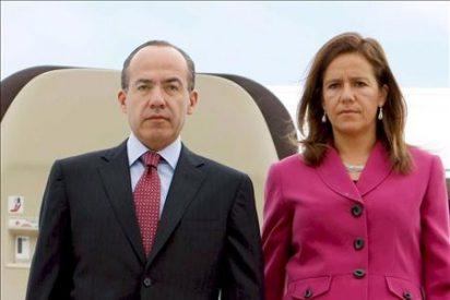 Calderón y Zapatero llegan a Santillana del Mar, primera parada de la cumbre