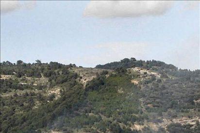 Rescatados los cadáveres de los tripulantes de la avioneta estrellada ayer en Castellón