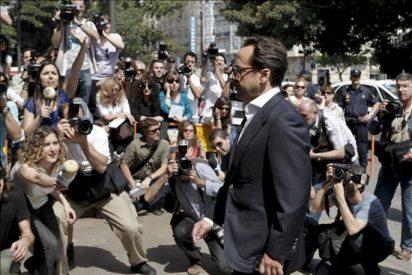 """El Bigotes"" llega a declarar al Tribunal Superior de Madrid ""muy tranquilo"""