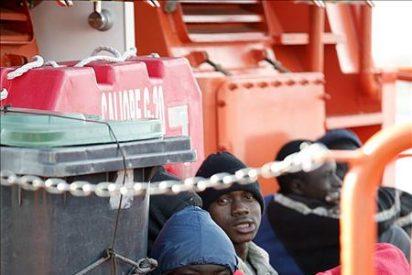 Cinco detenidos, uno un empleado de una naviera, por tráfico de inmigrantes