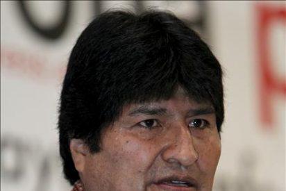 Morales elude dar pruebas del supuesto apoyo del PP a la intentona golpista