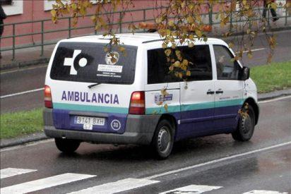 Fallece un hombre de 68 años tras caerse en el monte Mugarra (Vizcaya)