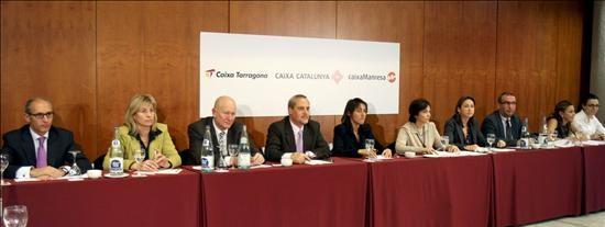 Moody's dice que puntuará A3 a la fusión Caixa Catalunya, Manresa y Tarragona