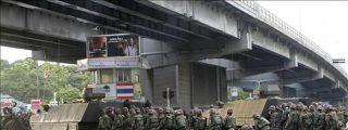 La Embajada en Bangkok aconseja a los españoles que no salgan a la calle