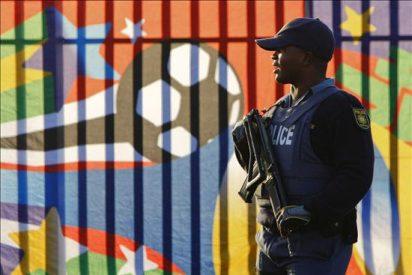 Todo el mundo estará protegido, dice la Policía sudafricana