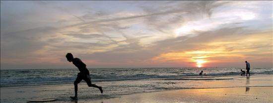 """La Agencia Espacial Europea alerta de que la """"marea negra"""" puede llegar en unos días a Florida"""