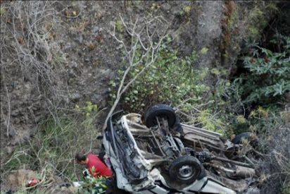 Encuentran en un vehículo accidentado el cuerpo de la joven desaparecida en La Palma
