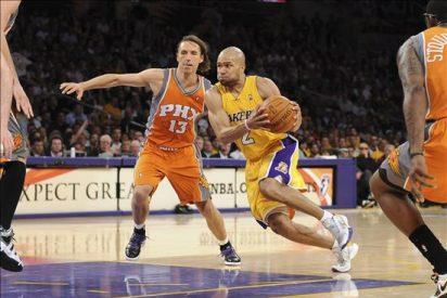 124-112. Pau Gasol eclipsa a los Suns y los Lakers apuntan a la final de la Conferencia Oeste