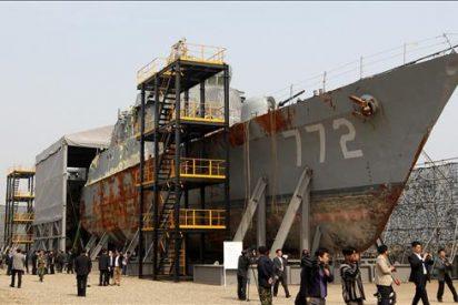 Seúl acusa a Corea del Norte de torpedear el buque de guerra y causar 46 muertos