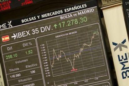 La Bolsa española mantiene el rebote y el Ibex avanza el 1,15 por ciento