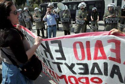 Grecia paralizada por una quinta huelga general contra las medidas de austeridad