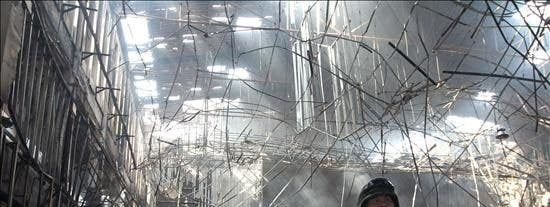 La normalidad retorna lentamente a Bangkok tras la ola de violencia