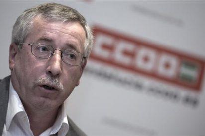 CCOO avisa al Gobierno de que si sigue el ajuste ampliará las movilizaciones