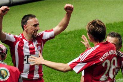 """Ribery renovará con el Bayern mañana en Madrid, según el """"Bild"""""""