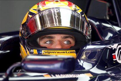 Alguersuari dice que su favorito es Vettel y que le gustaría que ganara
