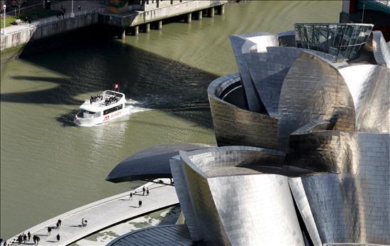 El Guggenheim de Bilbao es el museo español con la entrada más cara según Eroski
