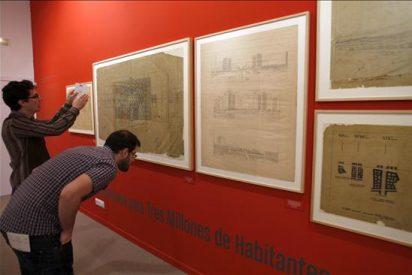 Una exposición conmemora la visita de Le Corbusier a la Residencia de Estudiantes