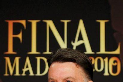 """Van Gaal recuerda que cuando conoció a Mourinho """"se retrató solo"""""""