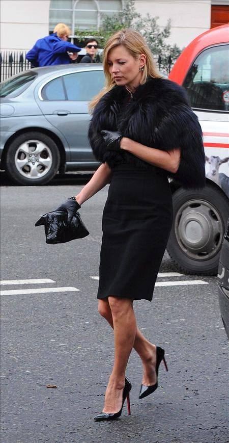 Roban un Banksy de la mansión londinense de la modelo Kate Moss