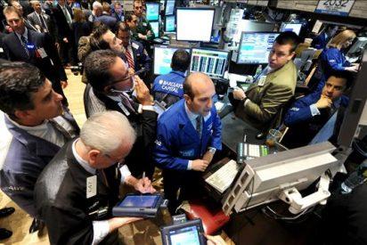 Wall Street sube el 0,95 por ciento en una sesión favorable para las financieras