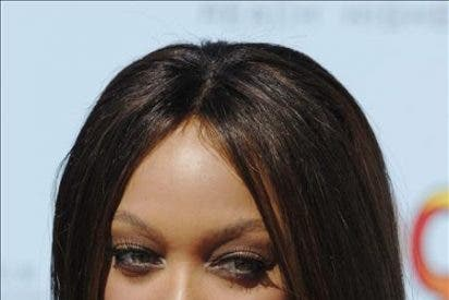 La modelo Tyra Banks regresa a la moda cinco años después de retirarse
